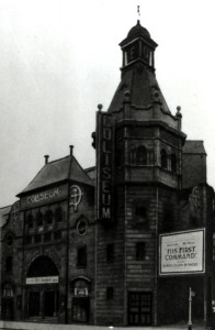 Coliseum Theatre courtesy of the Scottish Screen Archive at the National Library of Scotland