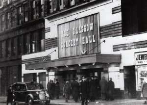 The Tivoli, which became the Glasgow Concert Hall courtesy Cinema Theatre Association - Tony Moss Collection