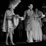 '40 Thieves' 1931 Dave Willis and Betty Warner curtain call (1)