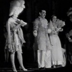 '40 Thieves' 1931 Dave Willis and Betty Warner curtain call (2)