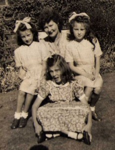 (43)-Josee-Collins-with-daughters-Judy,-Jill-and-Josette