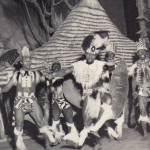 Prince Kari-Kari and his Ghana Dancers (From Tottenham)