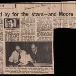 Pete Collins & Patrick Moore