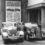 Robert Wilson and Johnny Victory, Palace, Dundee copyright David Mason