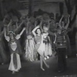 'Sinbad' 1936 Edna , Charlie and chorus (1)