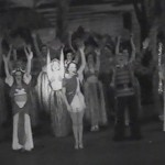 'Sinbad' 1936 Edna , Charlie and chorus (2)