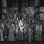 'Sinbad' 1936 curtain call