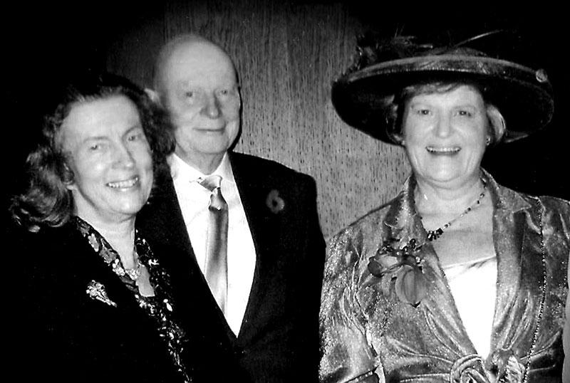 Judy, Randle & Josette 2010