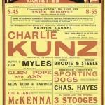 Edinburgh Royal poster 1935