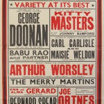 1951 Shakespeare Playbill