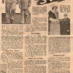 Pete Collins Newspaper piece