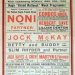 1933 Shakespeare Noni