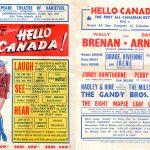 1947 Shakespeare 'Hello Canada!'