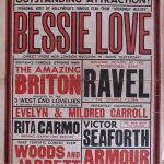 1948 Shakespeare Poster Bessie Love