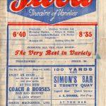 1945 Tivoli programme