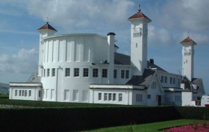 Ayr Pavilion - courtesy JTK Barr