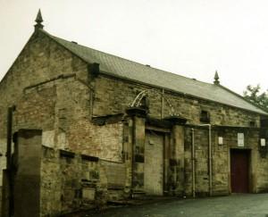 Burntisland Concert Hall now closed