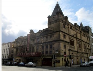 The Pavilion Theatre, Glasgow