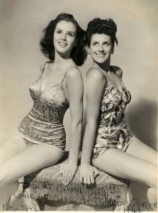 Kim and Kay Kendall