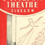 1951 Pavilion programme