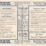 1941 Palace Programme Harry Gordon's Laff Parade